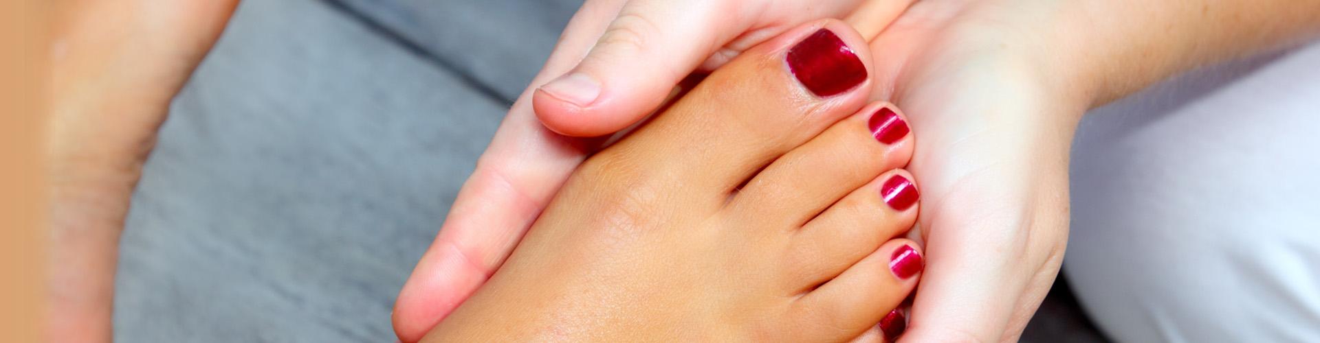 ortopedia examen del pie diabetes